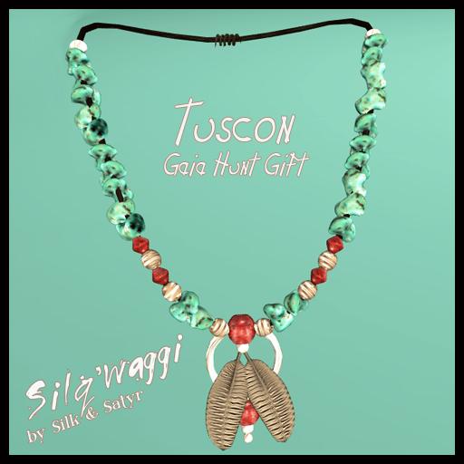 Tuscon by Silq'waggi