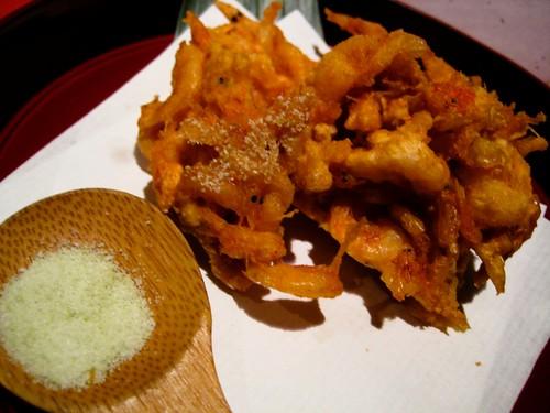 deep fried ebi