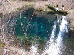Geomorphology Field Trip: Great Springs