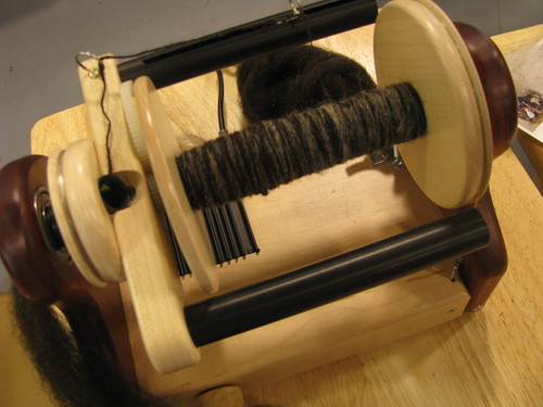 Hansen Electric Spinner