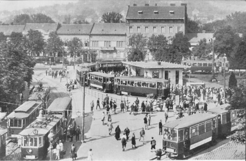 Budapest Kisztina Korut 1930