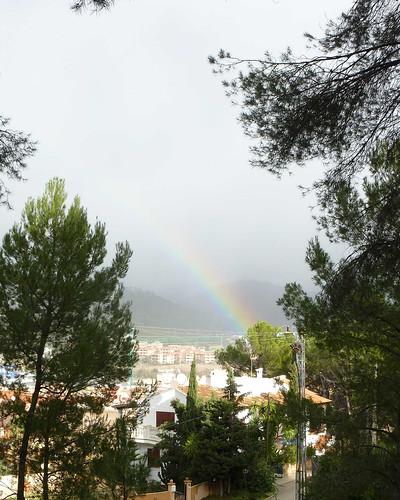 rainbow vista