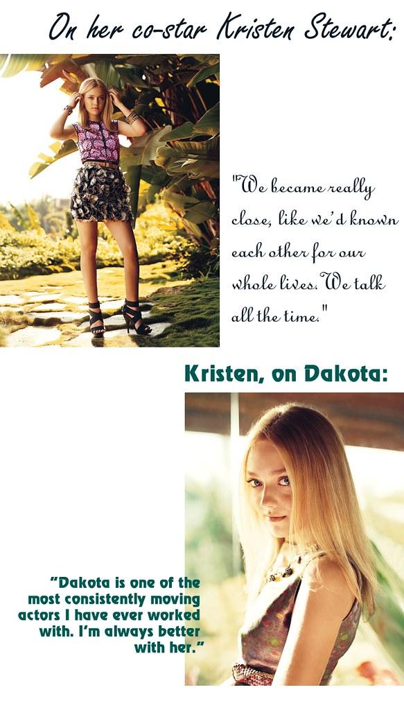 Dakota Fanning Teen Vogue Cover Shoot Photos 2