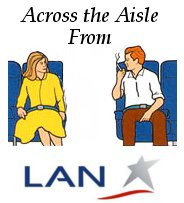 Across the Aisle from LAN