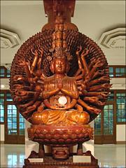 Avalokitesvara (musée d'histoire, Hanoi)