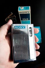Sony 2R-31 Transistor Radio