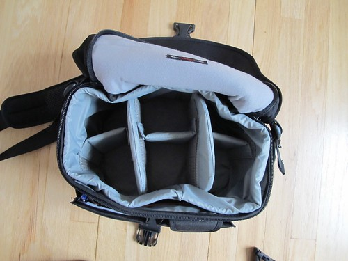 Lowepro Stealth Reporter 200 empty