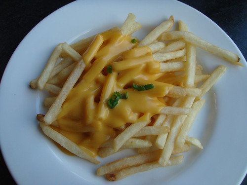 Blitman - Cheese Fries