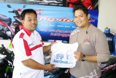 pemenang quiz motoGP seri 1