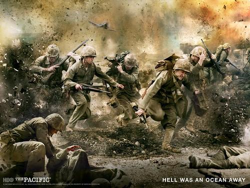 [轉貼] 太平洋戰爭 (HBO 迷你影集) 劇情簡介與分集概要 | Kenmingの鮮思維