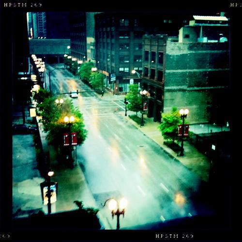 Summer Rain is a Poem