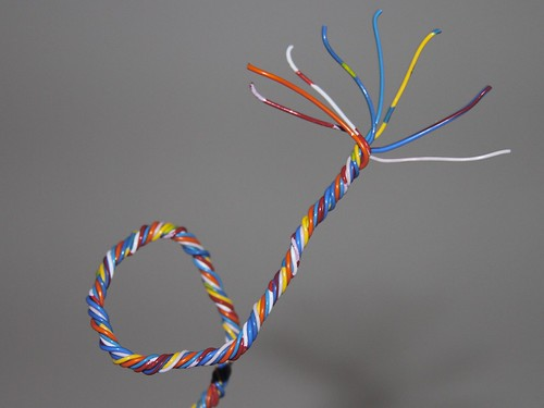 Tricks Of The Trade Twisting Wire Bundles