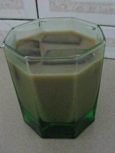 Iced Pumpkin Latte