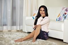 Indian Actress Ramya Hot Sexy Images Set-2  (96)