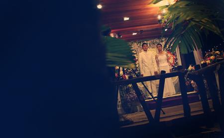 Nonie & Zahir Reception