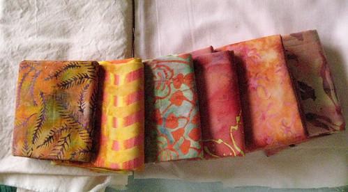 fabrics for DSQ6