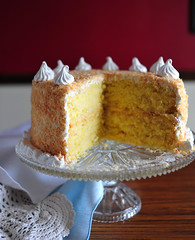 7-Layer Coconut Cake