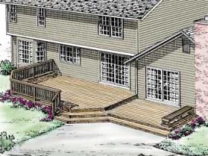 deck plan