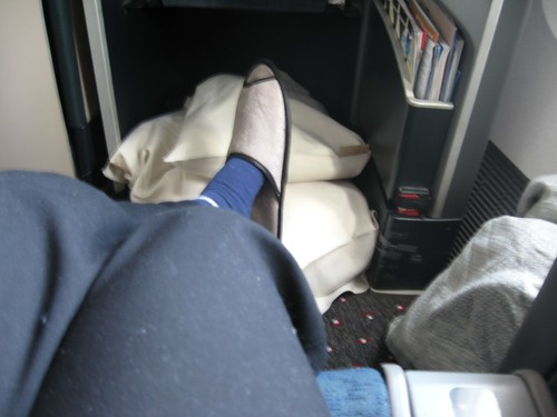 Coach class called. They want their legroom back.