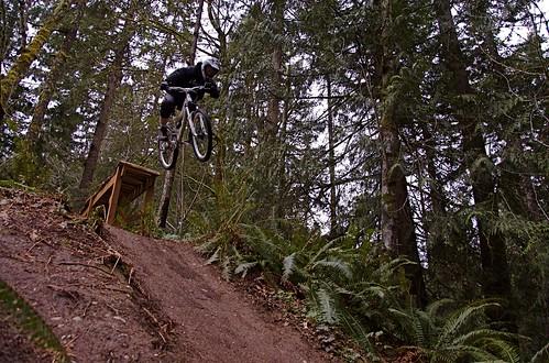 Duthie Hill Mountain Bike Park