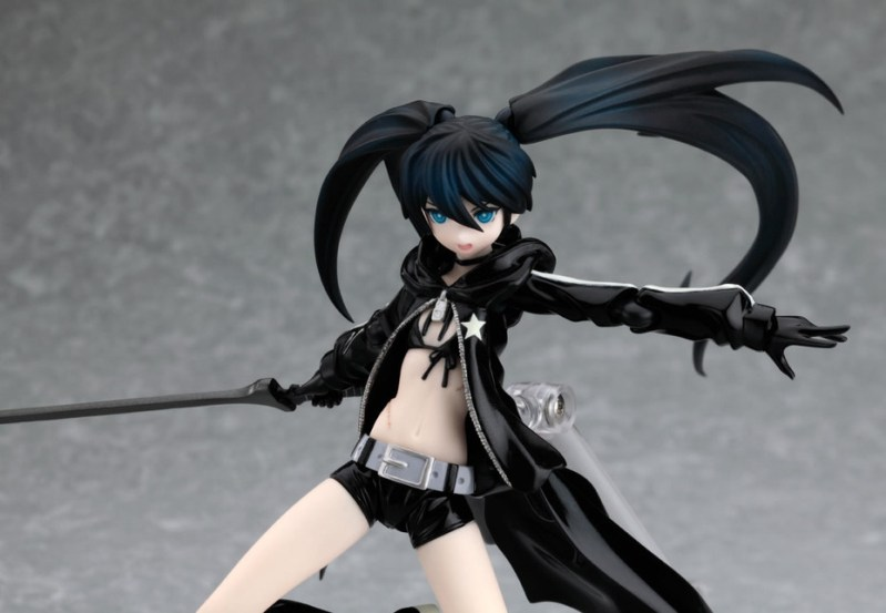 201007 Figma Black Rock Shooter - 08