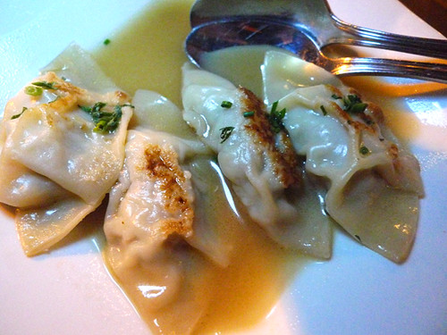 Korean Mandu (dumplings) by Chef Debbie Lee