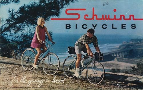 1968 Schwinn Bicycles Catalog