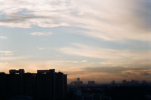 Holga: Sky