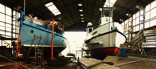 Eel Pie Ship Yard