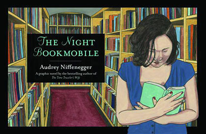 The Night Bookmobile by Audrey Niffenegger COVER