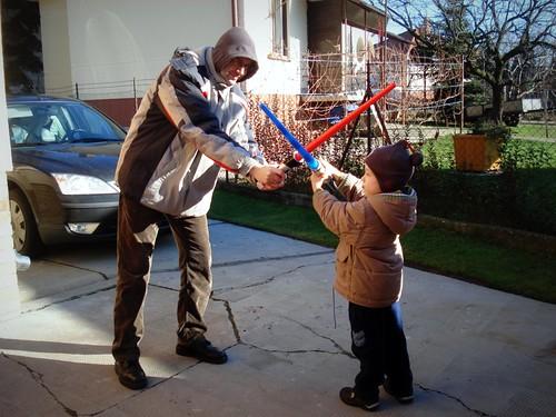 Máté, az apád vagyok!