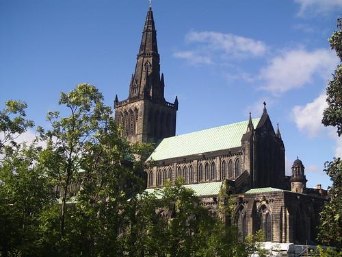 20090920 Glasgow 10 Glasgow Necropolis 07 Glasgow Cathedral