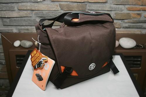 $6M Crumpler Bag - Exterior
