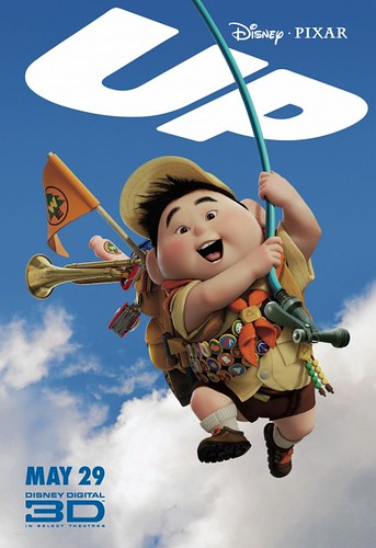 Up (2009) poster 2