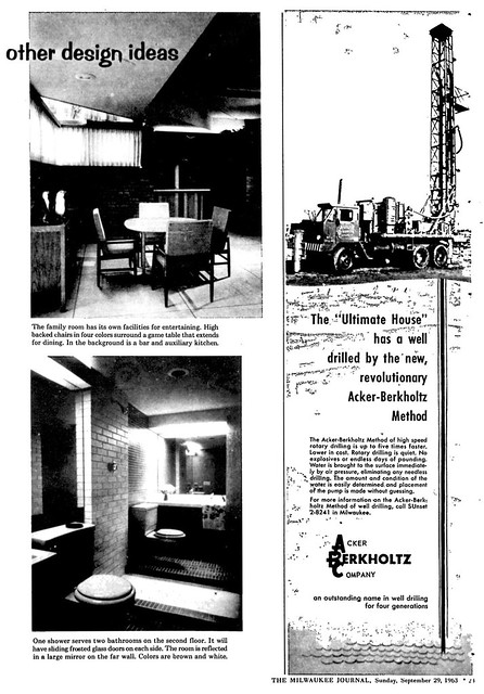 Milwaukee Journal - Ultimate House - 1963 (11 of 11)