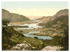 [Lakes from Kenmare Road, Killarney. County Kerry, Ireland] (LOC)