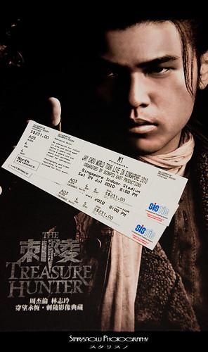 Jay Chou 2010 Singapore Concert