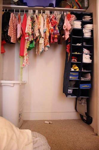 Need Closet Doors!