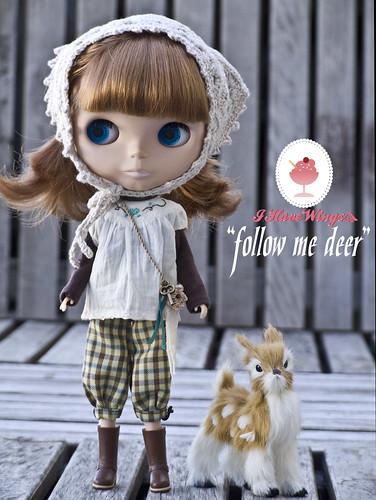 """Follow me Deer"" Sets~"