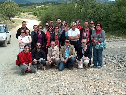 Fotografía de grupo, en Rio Tinto Fruit