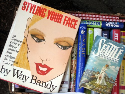 Styling Your Face in a Seattle Romance Novel