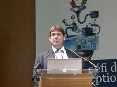 David J.D. Sourdive, PhD, VP Corporate Development, Cellectis