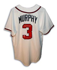Dale Murphy Braves Jersey