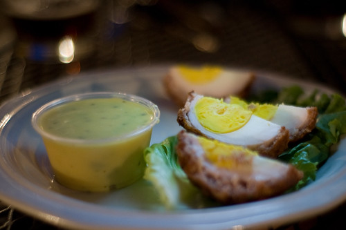 10/365 - Scotch Eggs