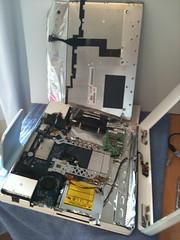 Replacing iMac hard drive