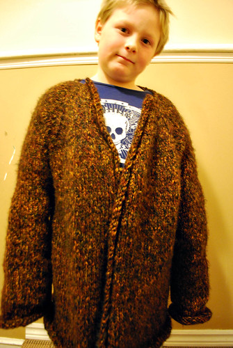 One-Week Sweater