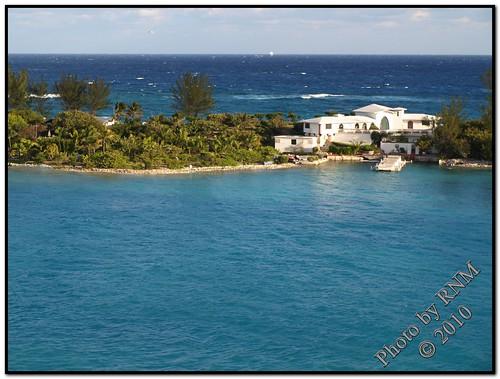 Leaving Nassau