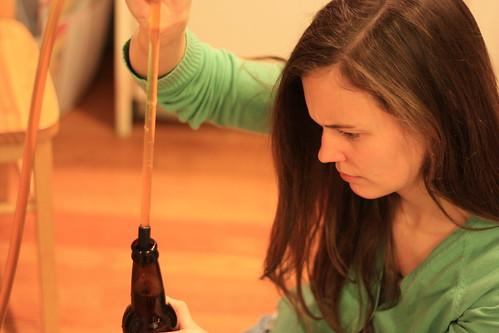 Bottling concentration