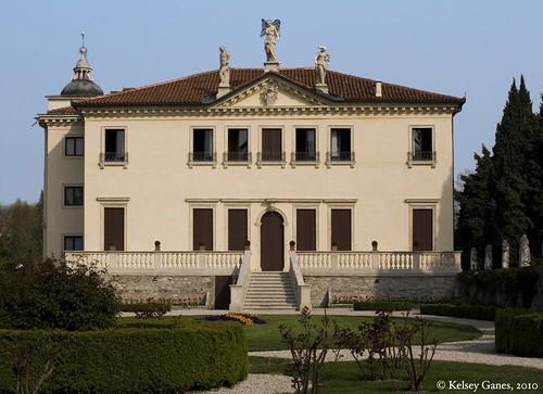 Villa Valmarana ai Nani, Vicenza, Italy, Italia, dwarves, villa