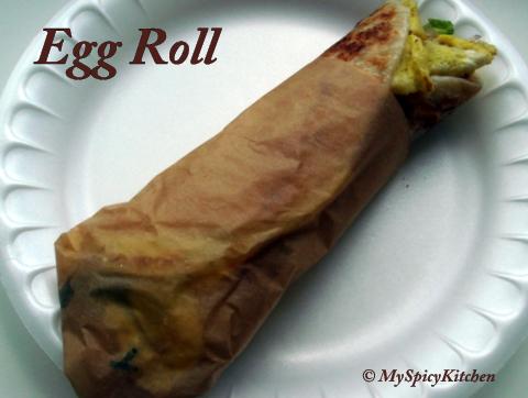 Egg Roll